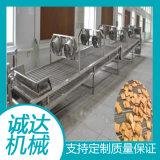 豆腐干风冷设备,豆腐干多层风冷线,豆腐干摊凉线