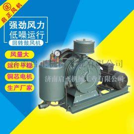 河南HCC-30S工业废水的搅拌曝气滑片风机