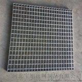 菱形钢格栅板厂家供应于平台、厂房