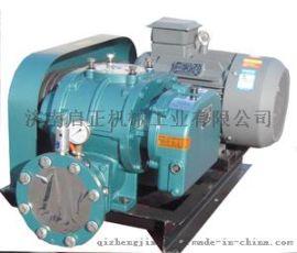 济南启正机械CCR65水产养殖 污水处理 罗茨鼓风机