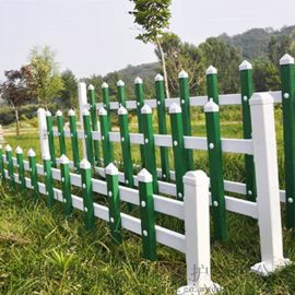 广东云浮pvc栅栏生产厂家 pvc别墅护栏