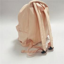 时尚韩版学生书包专业生产 加工定制休闲学生书包