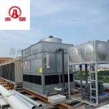 蘇州400T逆流靜音型冷卻塔,防飄水涼水塔,消霧冷卻塔