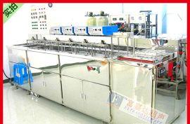 深圳公司东莞生产ITo平板玻璃清洗机超声清洗