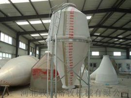 厂家直销料线料塔养猪自动化料线料塔玻璃钢料塔