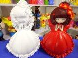成都石膏娃娃乳膠模具批發 石膏乳膠像模具