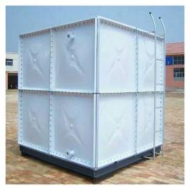 不锈钢水箱 装配式搪瓷钢板水箱 霈凯水箱