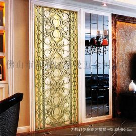 海城新曼仿古铜扶手护栏创新迷人款式