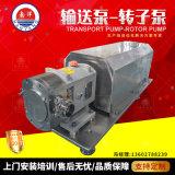 新款不锈钢食品级转子泵