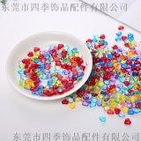 塑膠寶石、塑膠遊戲飾品、壓克力鑽石、塑膠飾品