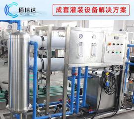 大型立式纯水机去离子直饮净水机器成套水处理设备