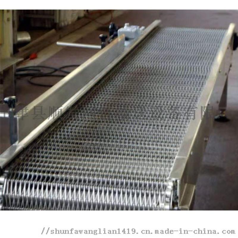 不鏽鋼輸送機