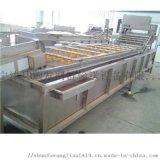 多功能淨菜清洗風幹設備廠家直供