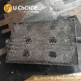优之采防火不锈钢蜂窝板装饰装修厂家定制
