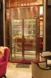 不锈钢酒柜厂家  生产各种  架 恒温酒柜