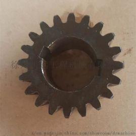 小模数齿轮生产商,专业生产锻造件小齿轮厂家