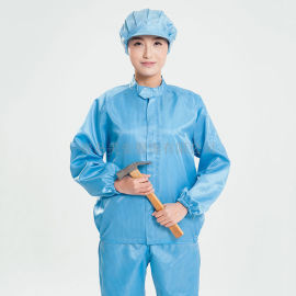 厂家订购淄博线路板车间用美安世家防静电工作服
