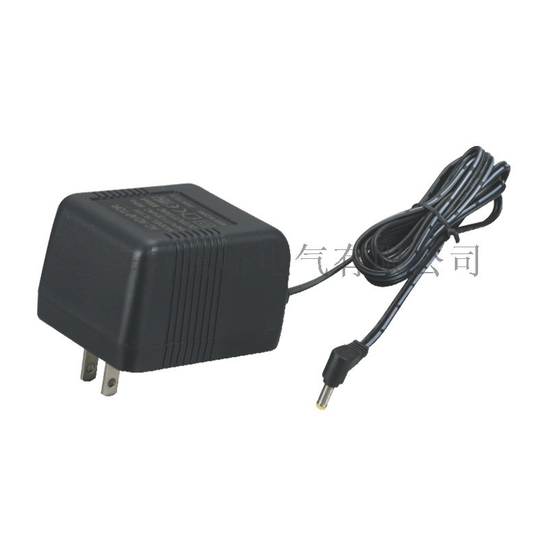 廠家定製 AC/DC輸出15W適配器 UL認證線性電源