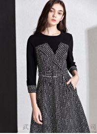 嘉贝逸飞2020春夏新款套头中长款裙子进货是怎么进