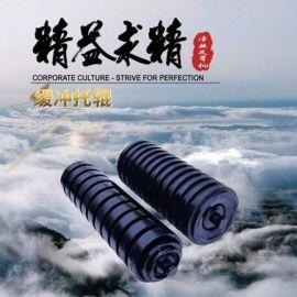 山西浩业皮带机缓冲托辊生产厂家,橡胶圈托辊可加工