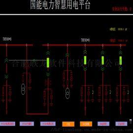 智能电力监控系统, 智能组态软件, scada