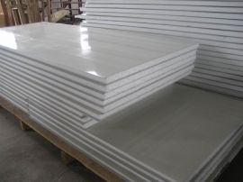 订制彩钢夹芯板 彩钢复合板 EPS泡沫夹芯板