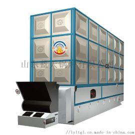蓝天锅炉YLW-1400MA卧式生物质导热油锅炉