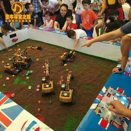 童牛寻宝之旅主题乐园亲子互动娱乐设施益智儿童挖掘机
