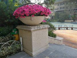 园林景观花钵、房地产花钵、石雕花钵、欧式花钵
