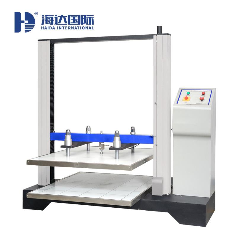 廈門海達國際伺服紙箱抗壓試驗機ista標準