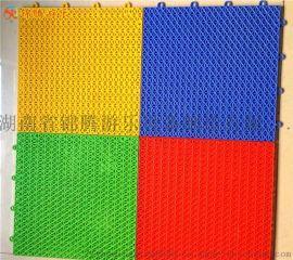 张家界幼儿园悬浮地板塑胶拼装运动地垫地板订购厂家
