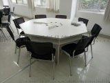 板式办公家具厂家 雷业办公桌屏风隔断桌工位桌