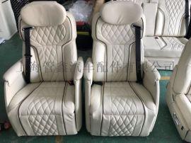 上海商务车内饰改装升级奔驰威霆斯宾特V260唯雅诺