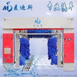 隧道洗车机,高效通道式洗车机,清洗效果好