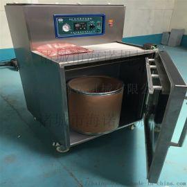 立柜式大包装化工原料超细粉末炭黑电池粉真空包装机