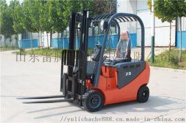 北京四轮电动叉车 天津货物装卸起重机器