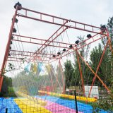 景区新鲜游乐设备网红秋千一款适合公司团建的项目