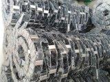 铸造机械隔片式钢制拖链 沧州嵘实隔片式钢制拖链