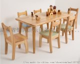湖北幼儿园家私桌椅儿童床柜子储物柜玩具柜书柜