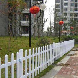 新疆乌鲁木齐花园围栏护栏   道路pvc护栏