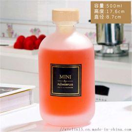 玻璃红葡萄酒瓶厂家供应玻璃瓶