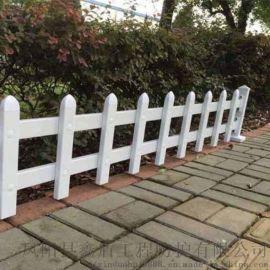 安徽黄山pvc道路护栏厂家 河南乡村草坪护栏