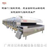 尼科烘焙设备 大型工业隧道炉 流水线作业隧道炉