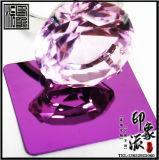 304/201/316鏡麪粉紅色不鏽鋼裝飾板供應商