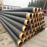 鋼預製聚氨酯保溫管 DN50/60供熱管道聚氨酯保溫管烏海