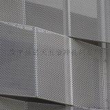 包柱门头冲孔铝单板、装饰冲孔网板彰显内在美