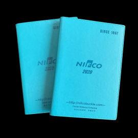 金诺印刷记事本定制加印logo画册设计印刷