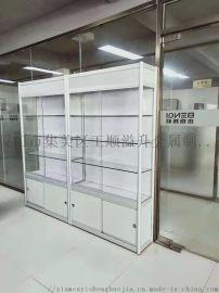 厦门多层玻璃展柜,精品珠宝首饰展柜,手办模型展示柜