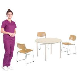 简约现代圆形会议桌 SKZ702会议桌