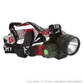 防爆矿灯头灯LED灯分体式照明头戴式户外锂电池